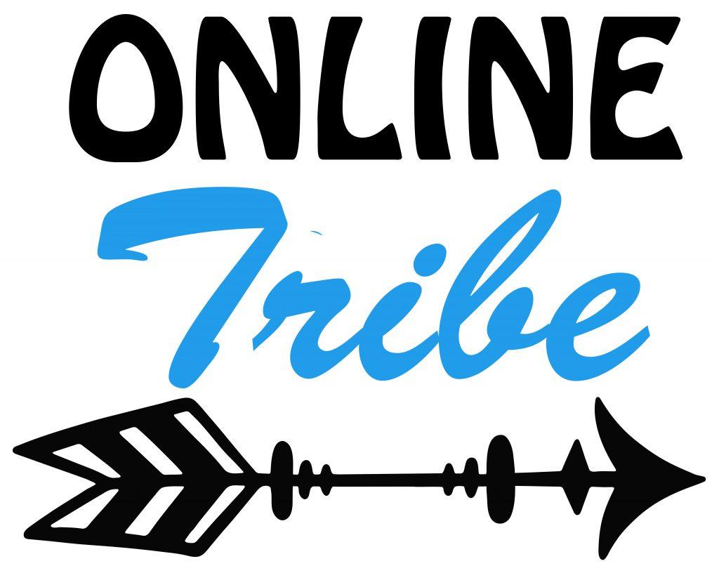 Online tribe logo